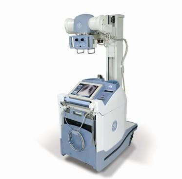 portable radiography machine